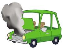 αυτοκίνητο διακοπής ελεύθερη απεικόνιση δικαιώματος