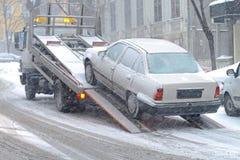 αυτοκίνητο διακοπής στοκ εικόνα