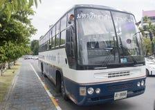 αυτοκίνητο λεωφορείων της Μπανγκόκ Στοκ Εικόνες