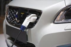 αυτοκίνητο ηλεκτρικό Στοκ φωτογραφίες με δικαίωμα ελεύθερης χρήσης