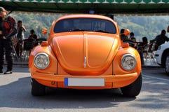 Αυτοκίνητο κανθάρων της VW στις 18 Αυγούστου, 20 Στοκ Φωτογραφίες