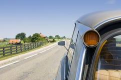 αυτοκίνητο κλασική γαλ&l Στοκ Εικόνα