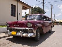 αυτοκίνητο Κούβα Στοκ Φωτογραφίες