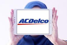 Αυτοκίνητο λογότυπο εμπορικών σημάτων μερών ACDelco Στοκ φωτογραφία με δικαίωμα ελεύθερης χρήσης