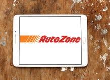 Αυτοκίνητο λογότυπο λιανοπωλητών μερών Autozone Στοκ Εικόνες