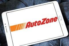 Αυτοκίνητο λογότυπο λιανοπωλητών μερών Autozone Στοκ φωτογραφία με δικαίωμα ελεύθερης χρήσης