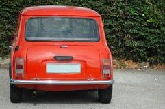 αυτοκίνητο μίνι Στοκ Εικόνες