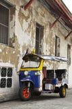 Αυτοκίνητο μηχανικών δίκυκλων Tuk Ταϊλάνδη Tuk Στοκ Εικόνες