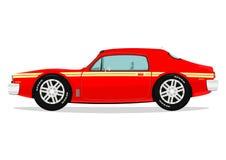 Αυτοκίνητο μυών Στοκ Εικόνες