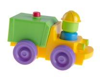 Αυτοκίνητο μωρών, αυτοκίνητο παιχνιδιών μωρών στο υπόβαθρο Στοκ εικόνες με δικαίωμα ελεύθερης χρήσης