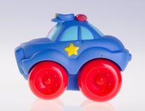 Αυτοκίνητο μωρών, αυτοκίνητο παιχνιδιών μωρών στο υπόβαθρο Στοκ Εικόνες