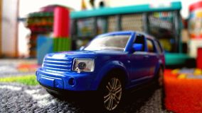 Αυτοκίνητο παιδικής ηλικίας Στοκ Εικόνες