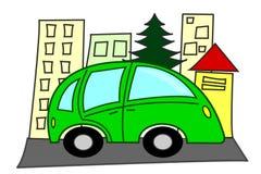 Αυτοκίνητο παιδιών Στοκ Εικόνες