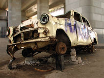 αυτοκίνητο παλαιό Στοκ φωτογραφίες με δικαίωμα ελεύθερης χρήσης