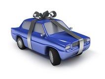 αυτοκίνητο παρόν Στοκ εικόνα με δικαίωμα ελεύθερης χρήσης