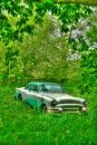 αυτοκίνητο παλαιό Στοκ Φωτογραφία