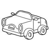 Αυτοκίνητο περιλήψεων Στοκ φωτογραφία με δικαίωμα ελεύθερης χρήσης