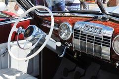 Αυτοκίνητο πολυτέλειας Στοκ εικόνες με δικαίωμα ελεύθερης χρήσης