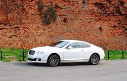 Αυτοκίνητο πολυτέλειας coupe στοκ εικόνες