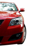 αυτοκίνητο που απομονών&ep Στοκ φωτογραφία με δικαίωμα ελεύθερης χρήσης
