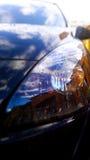 Αυτοκίνητο προβολέων στοκ εικόνα