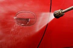 Αυτοκίνητο πλύσης πίεσης Στοκ Εικόνες