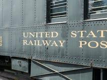 Αυτοκίνητο σιδηροδρόμου στοκ φωτογραφία με δικαίωμα ελεύθερης χρήσης