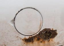 αυτοκίνητο σκουριασμέν&o Στοκ Φωτογραφίες