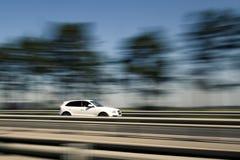 Αυτοκίνητο στο δρόμο Στοκ Φωτογραφία