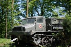 Αυτοκίνητο στρατού Στοκ εικόνες με δικαίωμα ελεύθερης χρήσης