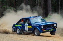 Αυτοκίνητο συνάθροισης στη συνάθροιση Βικτώρια 2014 Στοκ Εικόνες