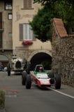 Αυτοκίνητο της Ιταλίας τύπου στα ιστορικά Grand Prix 2015 του Μπέργκαμο Στοκ Φωτογραφία