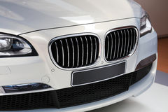 Αυτοκίνητο της BMW Στοκ φωτογραφία με δικαίωμα ελεύθερης χρήσης