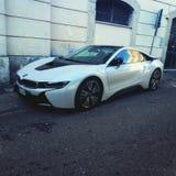 Αυτοκίνητο της BMW Στοκ εικόνες με δικαίωμα ελεύθερης χρήσης