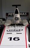 Αυτοκίνητο της BMW 2006 Sauber F1 Στοκ φωτογραφίες με δικαίωμα ελεύθερης χρήσης