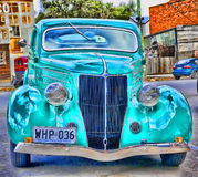 Αυτοκίνητο της Ford από τις δεκαετίες του '30 Στοκ Φωτογραφίες