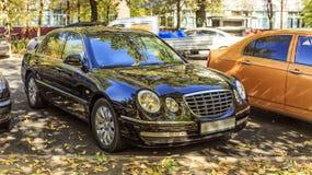 Αυτοκίνητο της Kia Στοκ Φωτογραφία