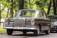 Αυτοκίνητο της Mercedes Στοκ Εικόνα