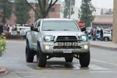 Αυτοκίνητο της Toyota Τακόμα στην επίδειξη στοκ φωτογραφίες με δικαίωμα ελεύθερης χρήσης
