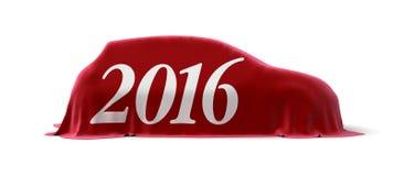 αυτοκίνητο του 2016 Στοκ Εικόνες