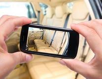 Αυτοκίνητο φωτογραφιών Στοκ φωτογραφία με δικαίωμα ελεύθερης χρήσης