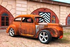 Αυτοκίνητο ύφους αρουραίος-βλέμματος Στοκ Εικόνα
