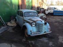 Αυτοκίνητο Anitque στοκ εικόνα με δικαίωμα ελεύθερης χρήσης