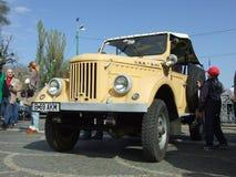 Αυτοκίνητο ARO μ-461 Στοκ εικόνα με δικαίωμα ελεύθερης χρήσης