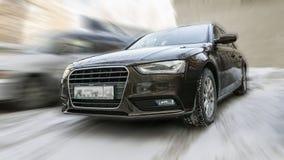 Αυτοκίνητο Audi στοκ φωτογραφία