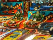 Αυτοκίνητο Batmobile Batman Στοκ εικόνες με δικαίωμα ελεύθερης χρήσης