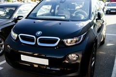 Αυτοκίνητο BMW i3 Στοκ φωτογραφίες με δικαίωμα ελεύθερης χρήσης