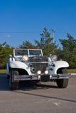 αυτοκίνητο cabrio excalibur Στοκ εικόνες με δικαίωμα ελεύθερης χρήσης