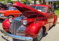 1940 αυτοκίνητο Cadillac Στοκ Εικόνες