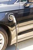 Αυτοκίνητο Charnging Στοκ Φωτογραφία